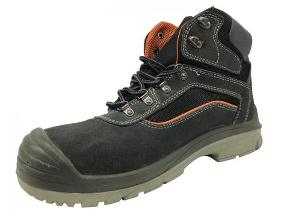 Quality Metal Lace Hole Caterpillar Safety Shoes , Military Style Boots For Groundwork for sale