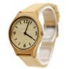 China Good quality luxury wholesale custom logo wood bamboo watch wholesale
