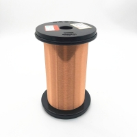 China 0.13mm Enameled Magnet Copper Wire For Transformer Winding FIW Wire wholesale