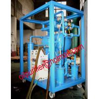 China hot sale Waste Insulating Oil Processing Filtration System,Cable Oil Purifier wholesale