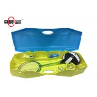 China Multi Function 3 In 1 Badminton Set With Easy Portable Box 84 * 32 * 16CM Size wholesale