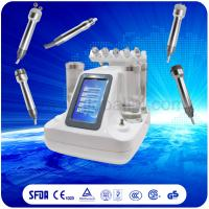 China Good Result Water Oxygen Jet Peel Machine / Oxygen Facial Machine wholesale