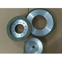 China 1A1 Resin Bonded Diamond Grinding Wheels For Ceramic Glass High Performance wholesale