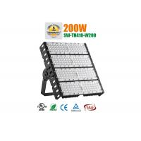 China 1 - 10v or PWM dimmable 200 watt led flood light 90 degree beam angle  wholesale
