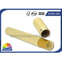 China Various Color Cardboard Paper Packaging Tube Round Cardboard Paper Cans wholesale