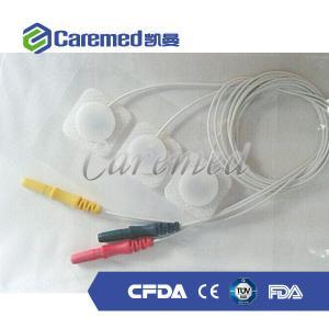 Buy cheap Неонате устранимые ЭКГ геля 22мм электроды влажного 3 руководства АХА или ИЭК from wholesalers