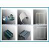 China Colorful Aluminum Window Profile , Aluminium Window Frame Section wholesale