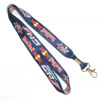 China Promotional Gift Card Holder Neck Strap Lanyard With Metal Clip wholesale