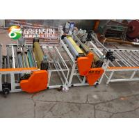 China Suspended PVC Laminated Gypsum Ceiling Tile Machinery With High Effective wholesale