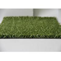 China Short ITF Tennis Synthetic Grass , Tennis Court Fake Turf Long Life Expectance wholesale