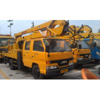 China 14m To 32 M Aerial Work Platforms Boom Lift Truck XZJ5064JGK wholesale