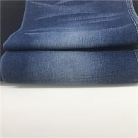 China Dobby Denim Fabric For Lady Jeans on sale