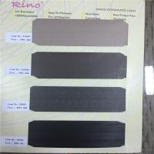 China UV Resistant Pvc Wicker , Rattan Weaving Material Plastic High Tenacity wholesale