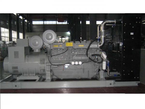 Quality 250KVA Open Type Diesel Generator 200kw Residential Diesel Generators For Railways / Hospital for sale