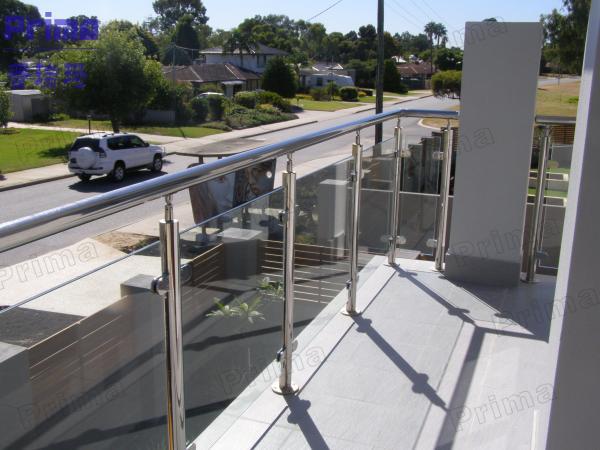 steel balcony balustrade images.
