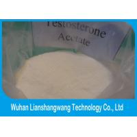 High Purity Testosterone Acetate Powder / Liquid With Safe And Secure Delivery