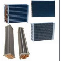China Flat Sheet Copper Finned Pipe Heat Exchanger Commercial 110 - 120 Voltage wholesale
