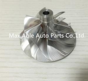 China CT26 50.39X68.01mm 17291-54060 Turbocharger Billet compressor wheel for Toyota Supra/Celic on sale