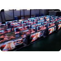 China Professional Commercial Taxi Led Display P5 , SMD Video led taxi roof sign on sale