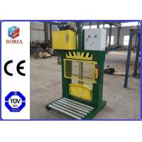 China Vertical Hydraulic Rubber Cutting Machine With One 660mm Width Blade wholesale
