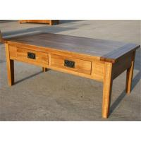 China 4 drawer  wood tea table wholesale