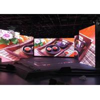 Buy cheap Highly Stable Outdoor Mobile Led Screen for stage with high definition refresh from wholesalers