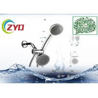 China ABS Universal  1/2 Three Way (1 in 2 out) Chrome Finsh Shower Arm Mounted  Multi-Functional  Shower Diverter on sale