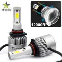 China 360 COB H11 S2 Headlight Light Bulb , Replacing Halogen Headlights With Led on sale