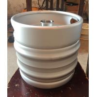 China beer barrel from 10L to 59L for beer storage, hard stainless steel, food grade material on sale