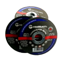 Buy cheap 4.5x3mm 115*3.2*22 Metal Depressed Center Cut Off Wheel from wholesalers