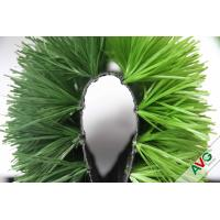 China Heavy Traffic Resistance Diamond 13000Dtex Field Green and Light Green Soccer Turf wholesale