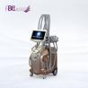 China 4 cryo handles fat freezing machine cryolipolysis slimming machine cool tech shape beauty device wholesale