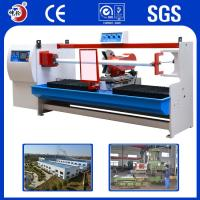 China Aluminum Foil Laminated BOPP Tape Cutting Machine For PET , CPP , CPE , PE wholesale