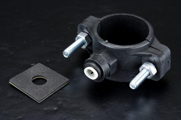 Quality Rápidos plásticos conectan los acoplamientos del tubo, colocaciones del adaptador de tubo del agua del interruptor de presión del RO for sale
