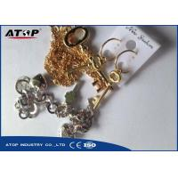 Buy cheap Environmental Friendly Jewelry Gold Coating Machine For Wear - Resistant Film from wholesalers
