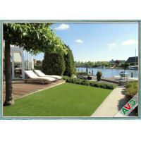 China Commercial Urban Outdoor Artificial Grass For Hotel Landscaping Save Water wholesale