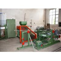 China Durable PVC Wire Making Machine Synchronized / Separate Control Rail Width on sale