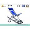 Lightweight Stainless Steel Folding Stretcher, Stair Stretcher, Rescue Chair Stretcher ALS-SA131