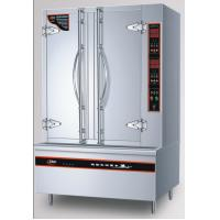 China Commercial Food Steamer High Temperature Luxury Steam Cabinet 24 Disk wholesale