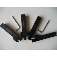 China CNC Grooving Tool holder Indexable Lathe Cutting Tools with Carbide Insert wholesale