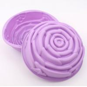 China Medium Size Silicone bakingMolds , Cake Decorating Molds FDA Approved on sale