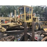 China used Construction Equipment for hot sale Used Cat motor grader 14g/140g made in Japan / USA wholesale