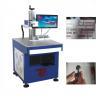 China Aprovação de poupança de energia do CE da máquina 30W 20W 50W da marcação do laser da fibra refrigerar de ar wholesale