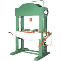 China 12500KN Heavy Duty Hydraulic Press Machine Adjustable Speed With Movable Table wholesale