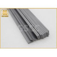 China Stable Cemented Carbide Blade , Fabric Cutting Blade Long Usage Lifetime wholesale