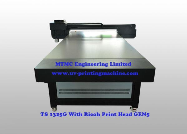 Quality 3D Digital Flatbed Wide Format UV Printer , UV Digital Printer for sale