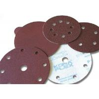 China Red Heavy Weigh abrasive sanding discs , performance disc abrasive wholesale