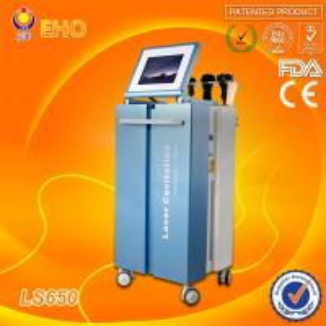 China 5 in 1 vacuum cavitation rf diode lipo laser lipolysis wholesale
