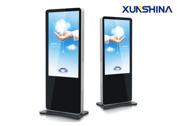 Quality Signage d'affichage à cristaux liquides Digital du réseau 1080P d'Android pour la publicité de banques for sale