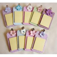China mini clipboard crafts | Mini Chipboard Clipboards Post It Notes with Clips on sale